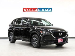 Used 2018 Mazda CX-5 GT AWD Navigation Leather Sunroof Backup Cam for sale in Toronto, ON
