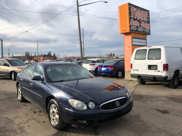 2007 Buick Allure CX*NEWER SNOW TIRES AND BRAKES*DRIVES GREAT*AS IS