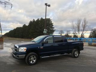 Used 2008 RAM 2500 SXT for sale in Scarborough, ON