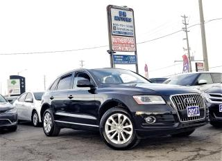 Used 2017 Audi Q5 No Accidents|One Ownr|AWD|2.0TProgressiv|certified for sale in Brampton, ON
