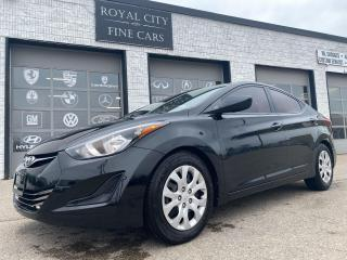 Used 2014 Hyundai Elantra GL Winter and Summer Tires Heated Seats for sale in Guelph, ON