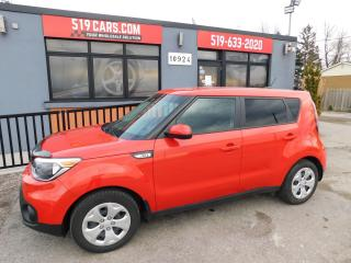Used 2018 Kia Soul LX | Priced to sell fast for sale in St. Thomas, ON