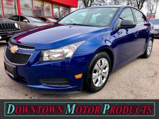 Used 2012 Chevrolet Cruze LS+ w/1SB for sale in London, ON