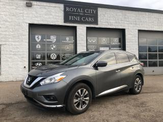 Used 2016 Nissan Murano SV AWD for sale in Guelph, ON