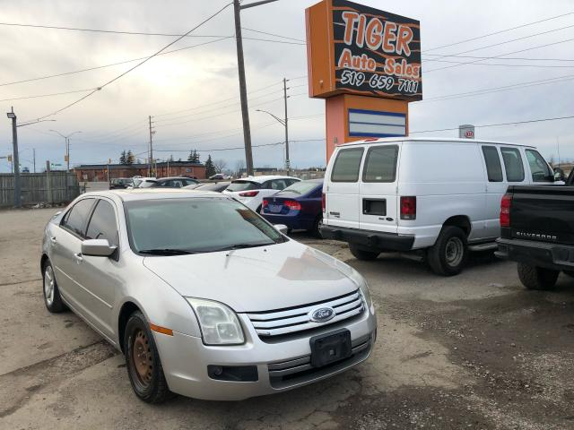 2008 Ford Fusion SE**ONLY 127KMS**MANUAL**AS IS SPECIAL