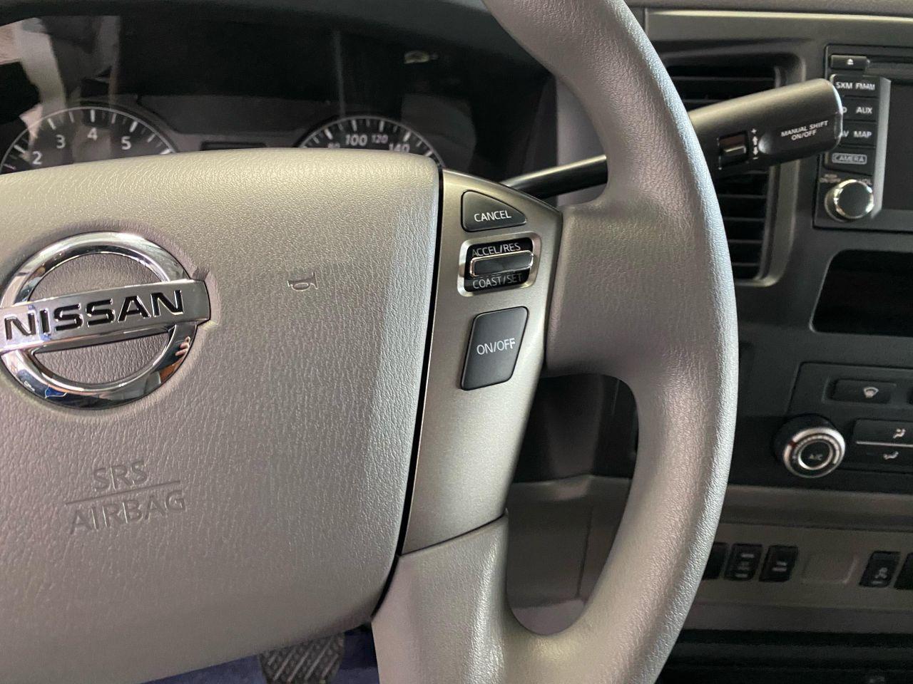 2020 Nissan NV 2500