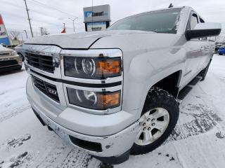 Used 2014 Chevrolet Silverado 1500 LTZ w/2LZ for sale in Ottawa, ON