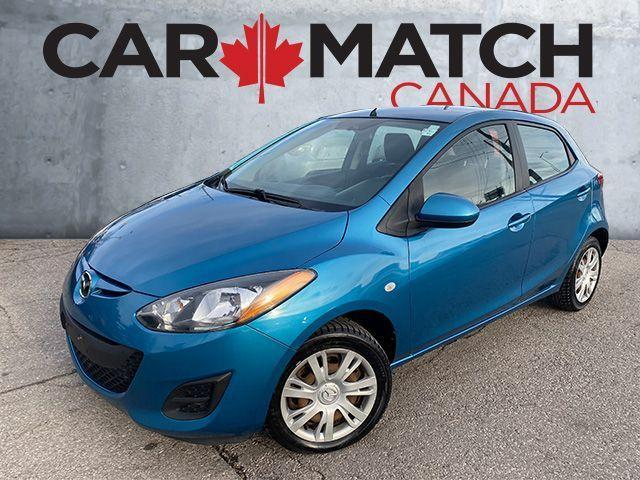 2011 Mazda MAZDA2 GX / NO ACCIDENTS / AUTO