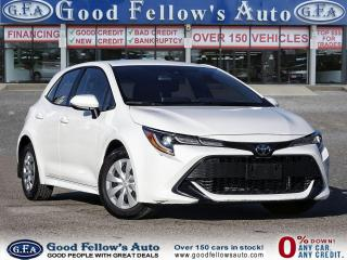 Used 2019 Toyota Corolla BLIND SPOT ASSIST, BACKUP CAM, SATELLITE RADIO,LDW for sale in Toronto, ON