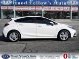 2017 Chevrolet Cruze LT 4CYL 1.4L, HEATED SEATS, REARVIEW CAMERA, ALLOY