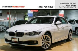 Used 2017 BMW 3 Series 330i xDrive - SUNROOF|NAVI|BACKUP|LEATHER for sale in North York, ON