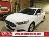 Photo of White 2013 Ford Fusion