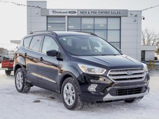 Used 2018 Ford Escape SEL NAV | HEATED SEATS | BACKUP CAM for sale in Winnipeg, MB