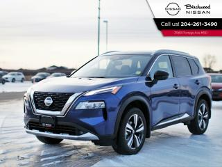 New 2021 Nissan Rogue Platinum for sale in Winnipeg, MB