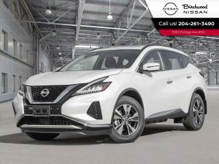 New 2020 Nissan Murano SV for sale in Winnipeg, MB