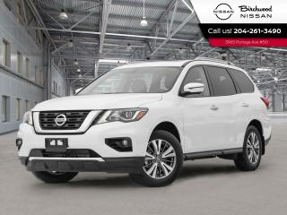 New 2020 Nissan Pathfinder SL PREMIUM for sale in Winnipeg, MB