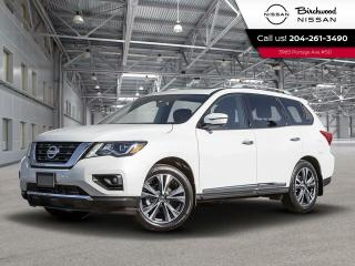 New 2020 Nissan Pathfinder Platinum for sale in Winnipeg, MB