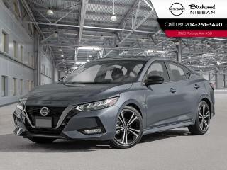New 2021 Nissan Sentra SR for sale in Winnipeg, MB