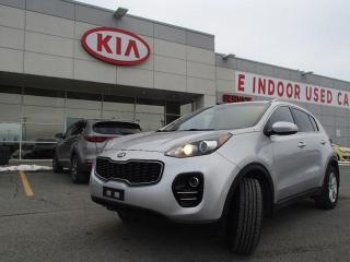 Used 2017 Kia Sportage SPORTAGE LX AWD for sale in Nepean, ON