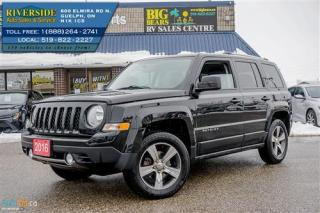 Used 2016 Jeep Patriot High Altitude for sale in Guelph, ON