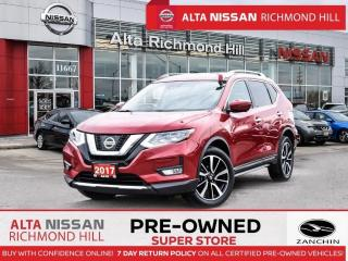 Used 2017 Nissan Rogue SL Plat.   Leather   Navi   Pano   PWR Liftgate for sale in Richmond Hill, ON