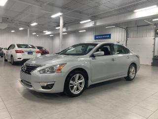 Used 2015 Nissan Altima 2.5 SV for sale in Saint-Eustache, QC