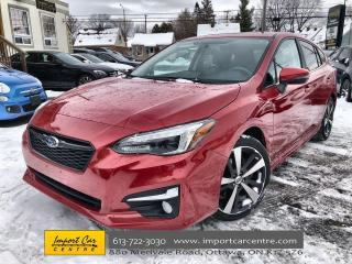 Used 2018 Subaru Impreza Sport-tech LEATHER  ROOF  NAVI  BLIS  HK SOUND  BA for sale in Ottawa, ON