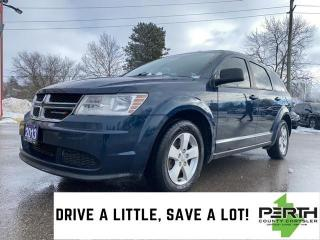 Used 2013 Dodge Journey CVP/SE | 4.3 screen | Push Button Start | for sale in Mitchell, ON