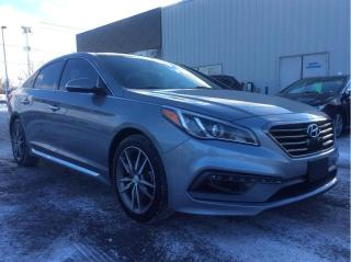 Used 2016 Hyundai Sonata 2.0T Ultimate - Local Trade - Navigation - Loaded for sale in Cornwall, ON