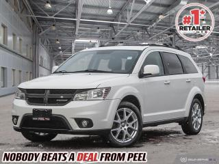Used 2012 Dodge Journey SXT & Crew for sale in Mississauga, ON