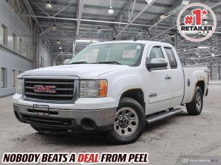 Used 2010 GMC Sierra 1500 SL for sale in Mississauga, ON