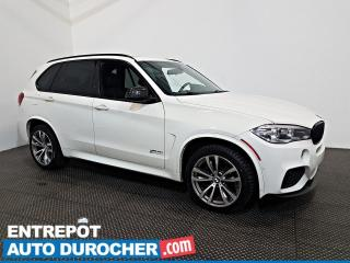Used 2017 BMW X5 XDrive35i MPERFORMANCE MCOMPÉTITION for sale in Laval, QC