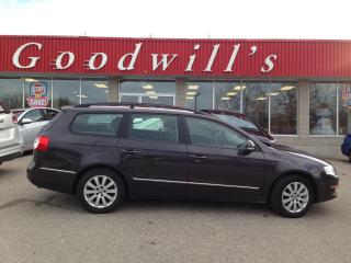 Used 2010 Volkswagen Passat Wagon WAGON! HEATED LEATHER SEATS! for sale in Aylmer, ON