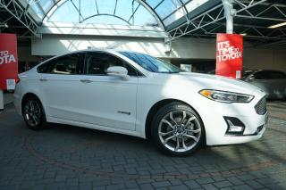Used 2019 Ford Fusion Hybrid Titanium for sale in Vancouver, BC