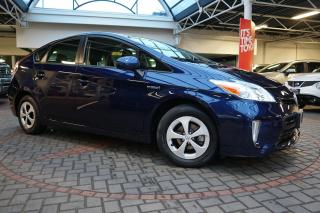 Used 2014 Toyota Prius LOW KM / LIKE NEW! for sale in Vancouver, BC