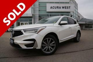 Used 2019 Acura RDX ELITE for sale in London, ON