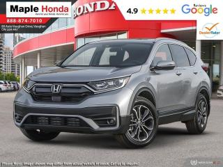 New 2021 Honda CR-V EX-L for sale in Vaughan, ON