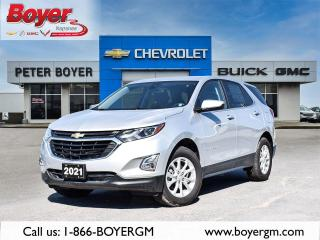 New 2021 Chevrolet Equinox LT for sale in Napanee, ON