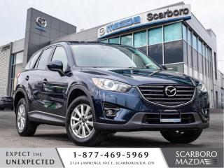 Used 2016 Mazda CX-5 AWD|SUNROOF|NEW TIRES & BRAKES|LEATHER|NAVIGATION for sale in Scarborough, ON