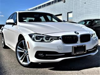Used 2018 BMW 3 Series 330i X DRIVE|REAR VIEW|LEATHER|HEATED SEATS|ALLOYS|SENSORS! for sale in Brampton, ON