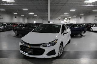 Used 2019 Chevrolet Cruze LT NO ACCIDENTS I REAR CAM I CARPLAY I HEATED SEATS I BT for sale in Mississauga, ON