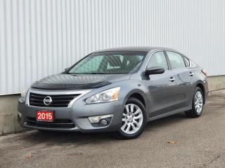 Used 2015 Nissan Altima Back Up Cam NO ACCIDENT for sale in Mississauga, ON