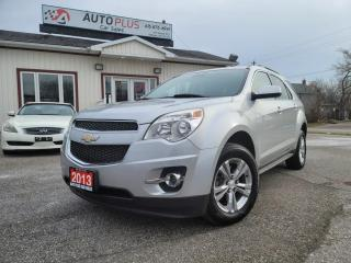 Used 2013 Chevrolet Equinox AWD 4dr LT w/1LT for sale in Oshawa, ON