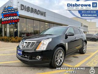 Used 2015 Cadillac SRX Premium for sale in St. Thomas, ON