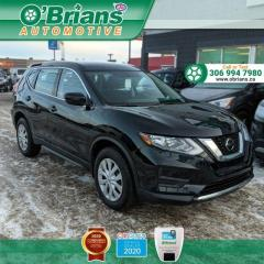Used 2019 Nissan Rogue S w/Mfg Warranty, AWD, Heated Seats, Backup Camera for sale in Saskatoon, SK