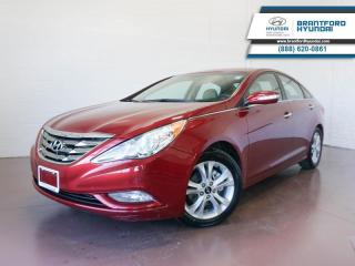 Used 2011 Hyundai Sonata 1 OWNER | SUNROOF | HTD SEATS | BLUETOOTH  - $133 B/W for sale in Brantford, ON