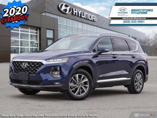 New 2020 Hyundai Santa Fe 2.4L Preferred AWD w/Sunroof  - $235 B/W for sale in Brantford, ON