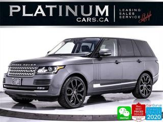 Used 2017 Land Rover Range Rover HSE Td6, DIESEL, NAV, PANO, 360 CAM, HEATED SEATS for sale in Toronto, ON