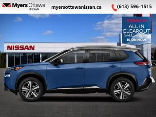 Used 2021 Nissan Rogue SV  - Sunroof -  Heated Seats for sale in Ottawa, ON