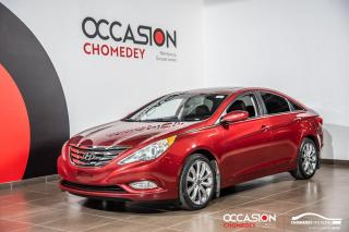 Used 2013 Hyundai Sonata SE+TOIT+MAGS+CUIR+SIEG CHAUFF+BLUETHOOTH for sale in Laval, QC